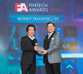 InsrtaReM : MAS Global Fintech Award