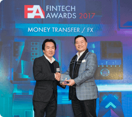 InsrtaReM : MAS Global Fintech Award