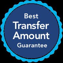 InstaReM Best Transfer Amount Guarantee