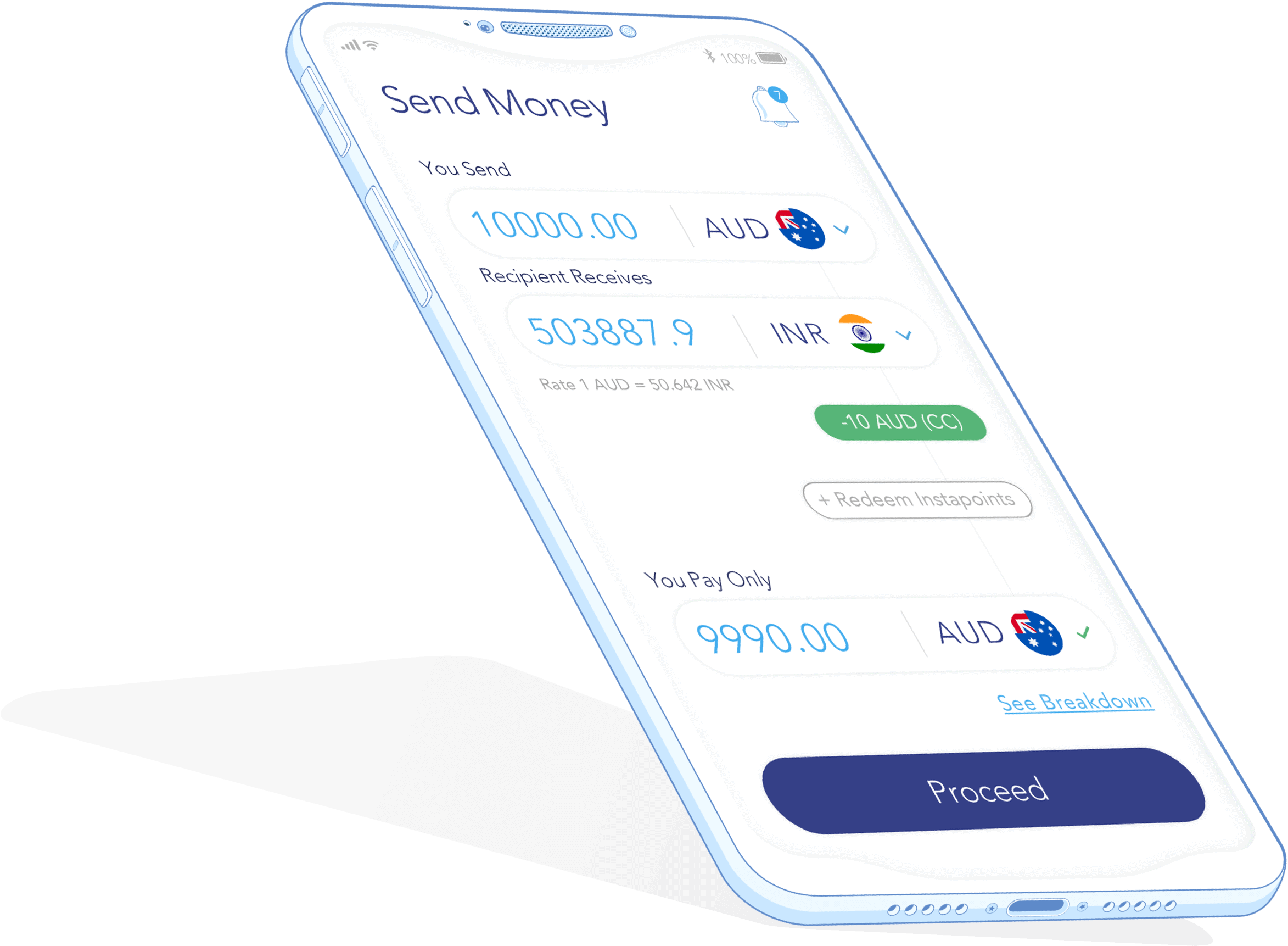 InstaRem App