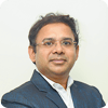 AG Ramakrishna : Head of Institutional Business
