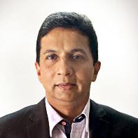 Joji Mathew : Global Head of Finance